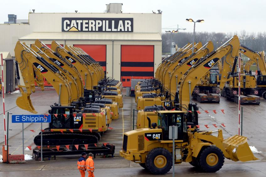 Caterpillar earnings' faces doomsday on weak China sales, higher costs