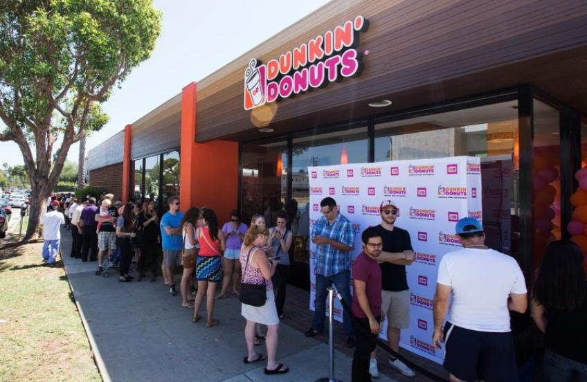 Dunkin' to add Beyond Meat's sausage at its Manhattan store breakfast menu