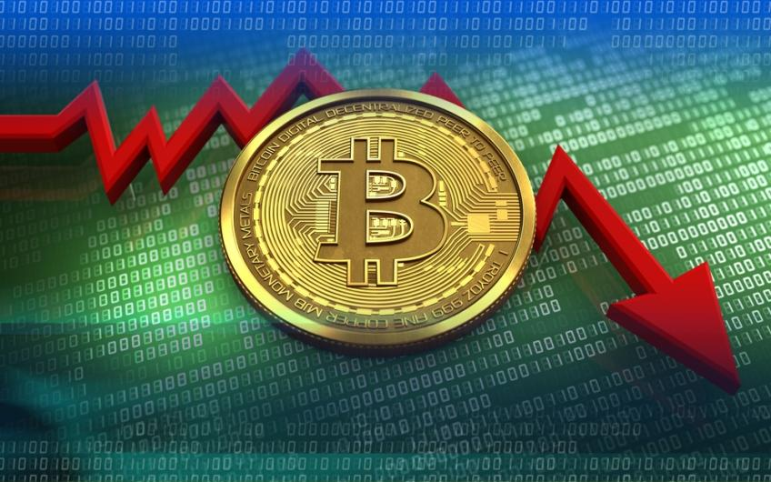Cryptos death crossed, as sell-off gathers pace