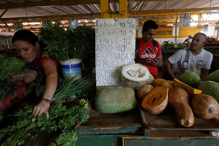 Cuba imposes sweeping market price control amid inflaming economic crisis