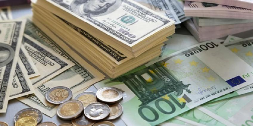 Dollar balloons, pound rebound stalls after Fed rate cut; euro chopped
