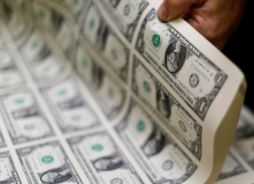 King-sized American dollar rattles commodities & currencies