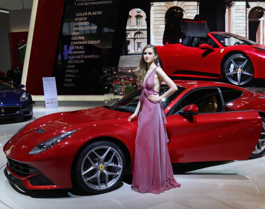 Ferrari shares crash-dive 7% despite upbeat quarterly earnings'