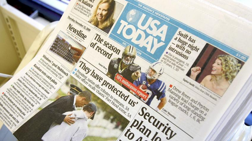 New Media acquires Gannett at $1.4bn, to create biggest newspaper publisher