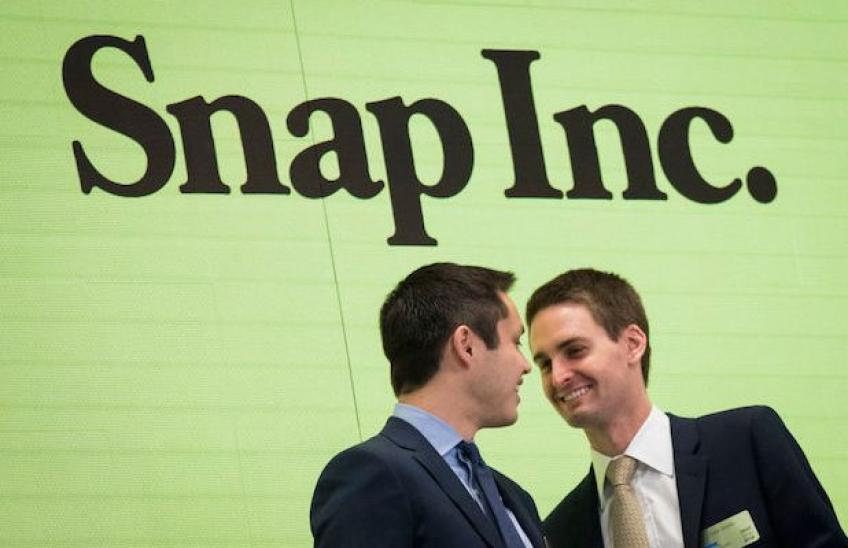 Snapchat-parent Snap seeks to raise $1 billion in short-term debt