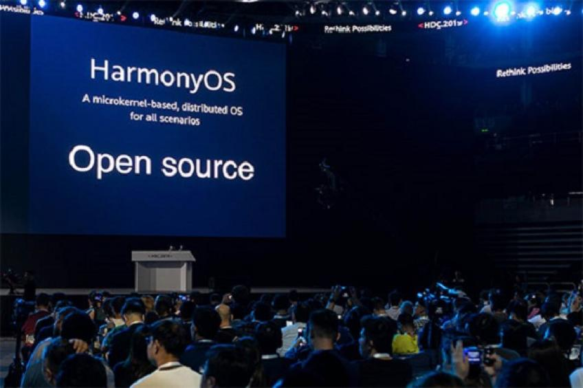Huawei unveils Harmony OS, says won't ditch Android for Smartphones