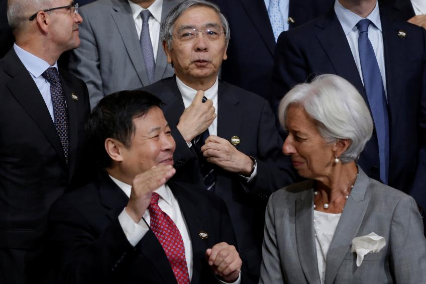 IMF stands by China's Yuan despite US call to act on FX rigging