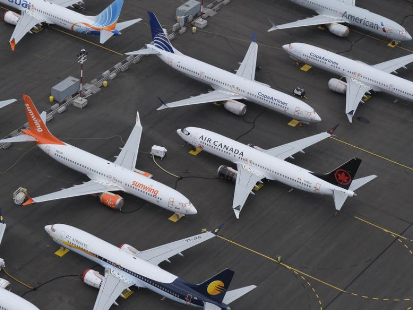 Boeing deliveries tottered 38% in the first seven months of 2019
