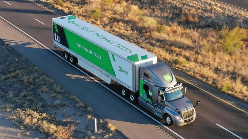 UPS buys stake in TuSimple, testing self-driving delivery trucks in Arizona