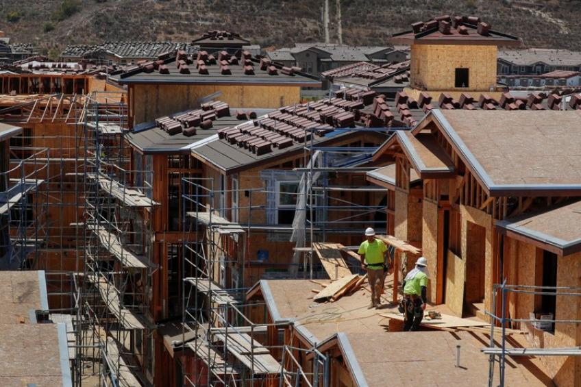 US housing market mired in soft patches, consumer sentiment sour
