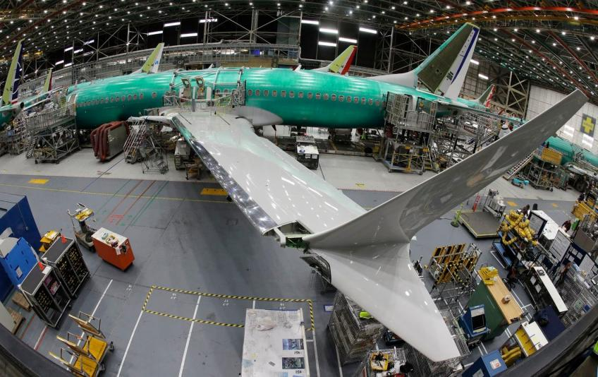 Boeing resumes hiring as it sees 737 Max flights in the air by early Q4