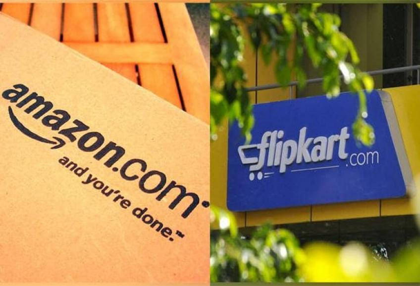 Amazon urges India to ease e-commerce law ahead of Hyderabad campus-launch