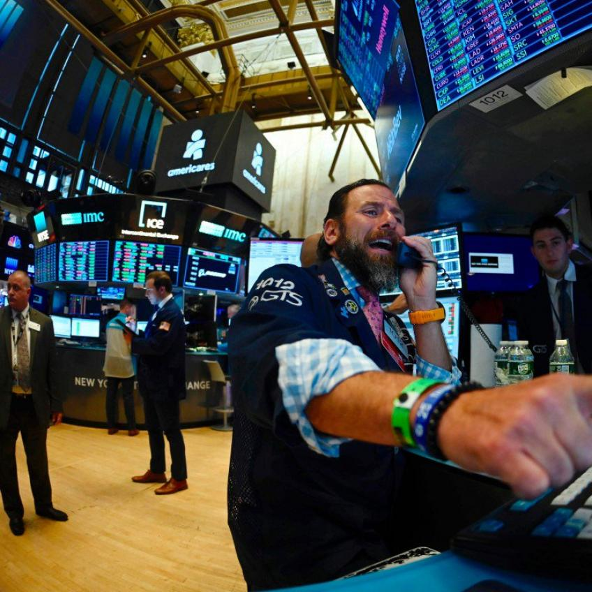 Trade fear wiped out, Wall St. back in rally mode
