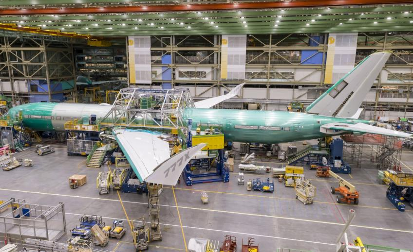 Boeing cancels 777X aircraft review, as it fails to pass final stress test