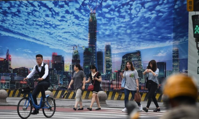 Japan's Q2 GDP growth slows as trade war hits business investment