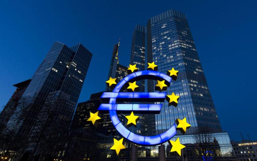 ECB Projections to Show Future Growth Barely Above 1%