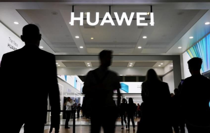 US charges Chinese professor in latest blow to Huawei