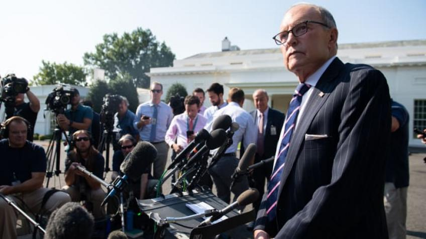 White House to unveil new tax incentive by mid-2020, says Kudlow