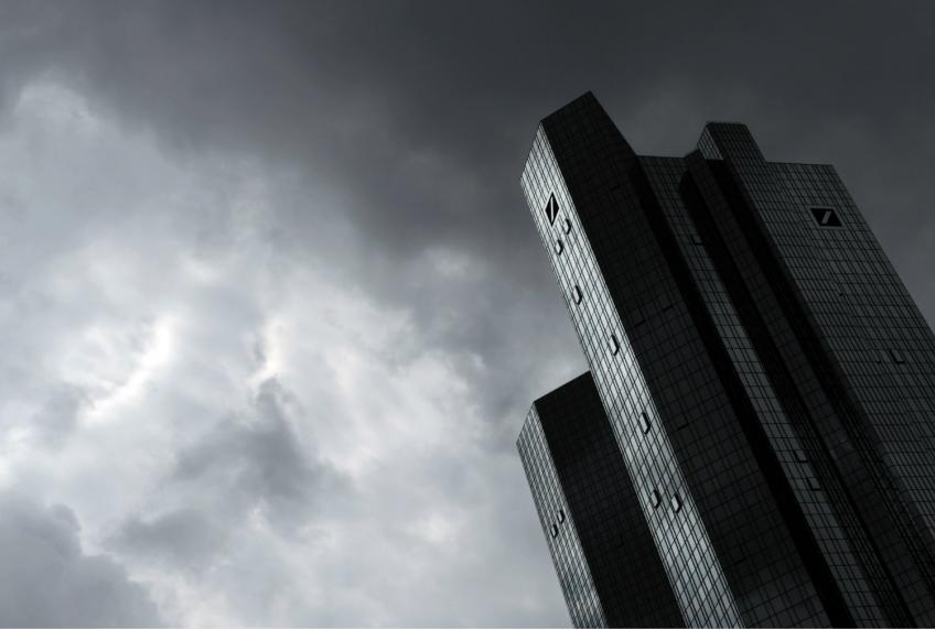 Deutsche Takeover Speculation Looming Large on Money-laundering Scandal