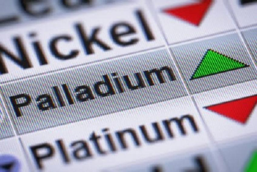 Precious palladium torrents to all-time-high; Gold posts weekly gain