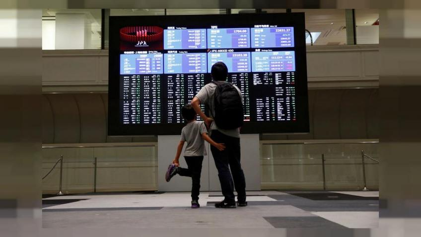 Asian Shares stumbled, as US-China trade-truce relief rally ends