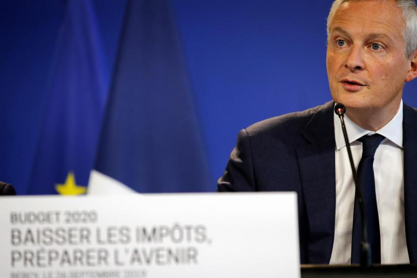 France prepared to hit back if US sanctions EU imports, says Bruno Le Maire