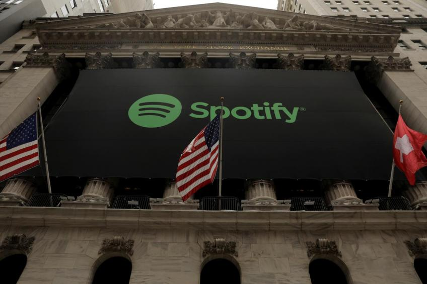 US antitrust probers ask Spotify to detail alleged Apple abuse