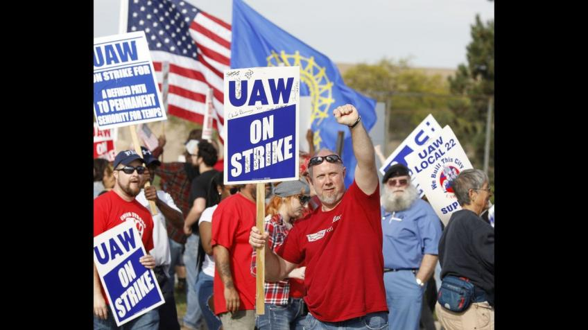 Weekend talks between UAW and GM take 'turn for the worst': Union