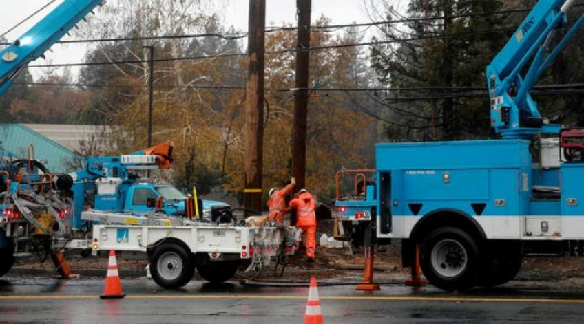 PG&E turns down San Francisco's $2.5 billion offer to buy assets