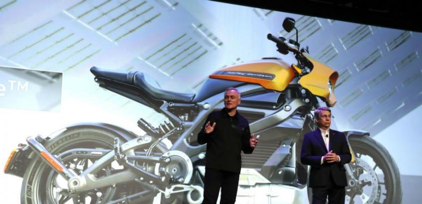 Harley Davidson stalls electric motorcycle production after quality check