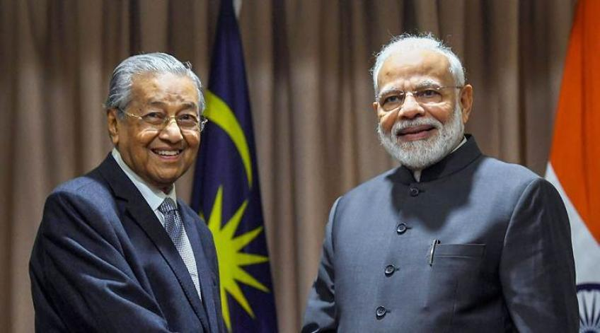 Fearing backlash for Kashmir criticism, Malaysia to up Indian imports