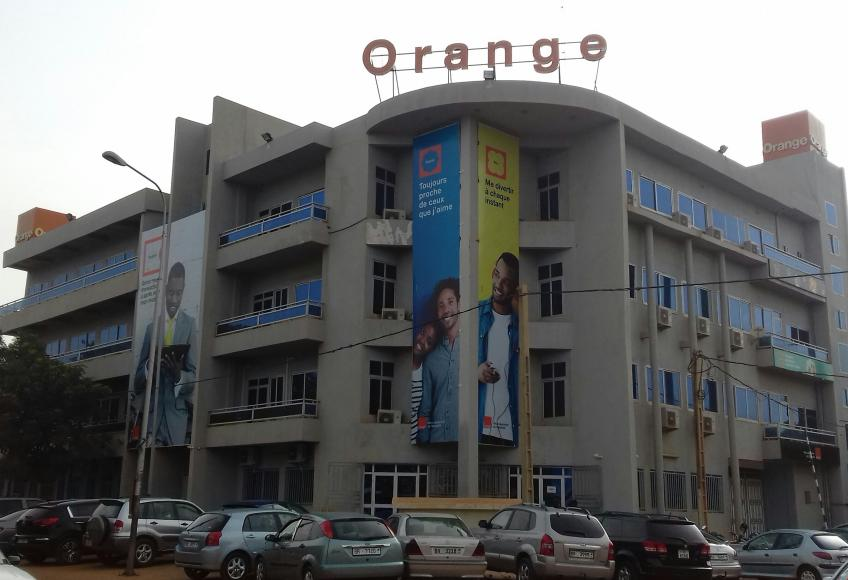 French Telecom Titan Orange SA to sell Niger subsidy