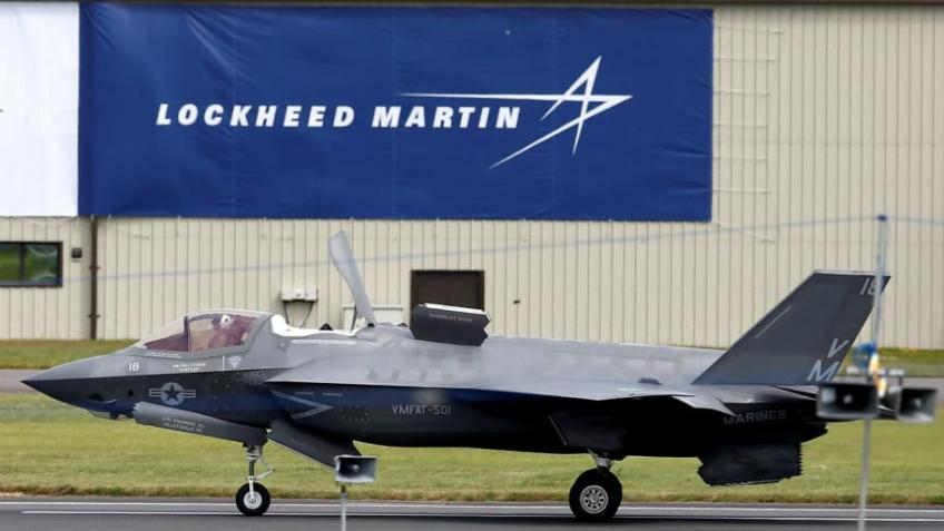 Lockheed Martin profit beats but expects lower cash in 2020, shares drool