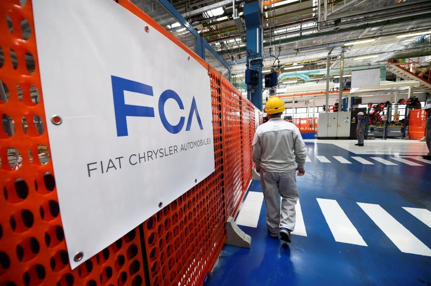 Fiat Chrysler to build new car battery production hub in Turin