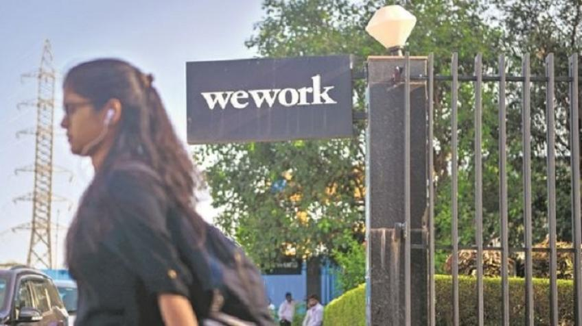 WeWork plans to lay off 4,000 employees