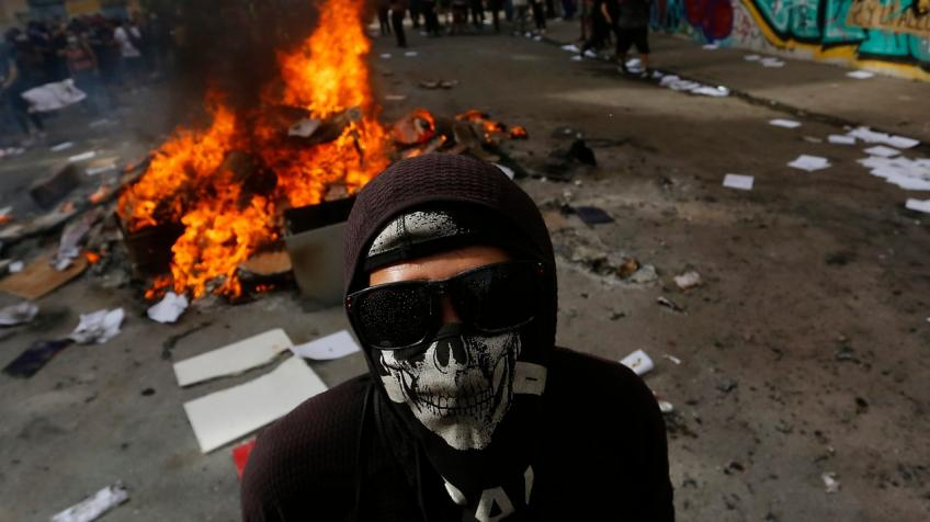 Chile Central Bank cuts rate to 1.75% as death-toll rises amid protests