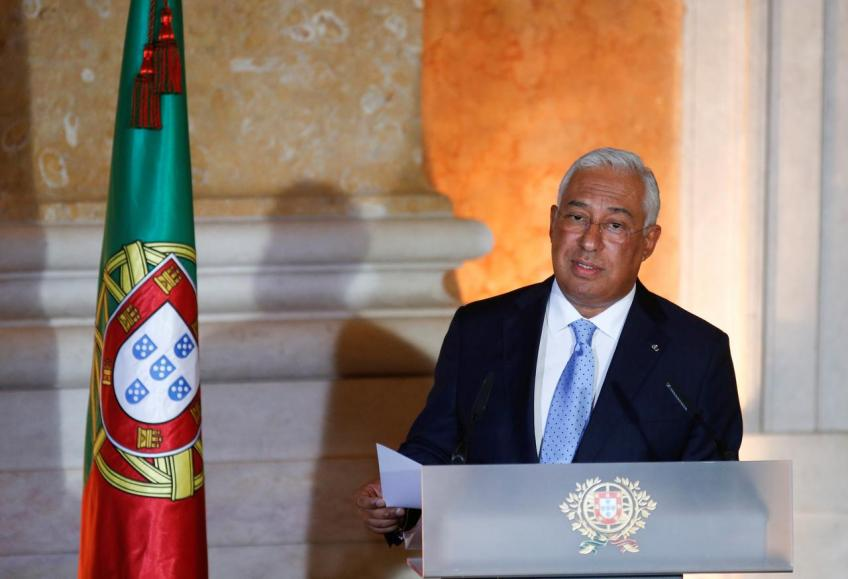 Portugal's PM targets 25% minimum wage rise in his new term