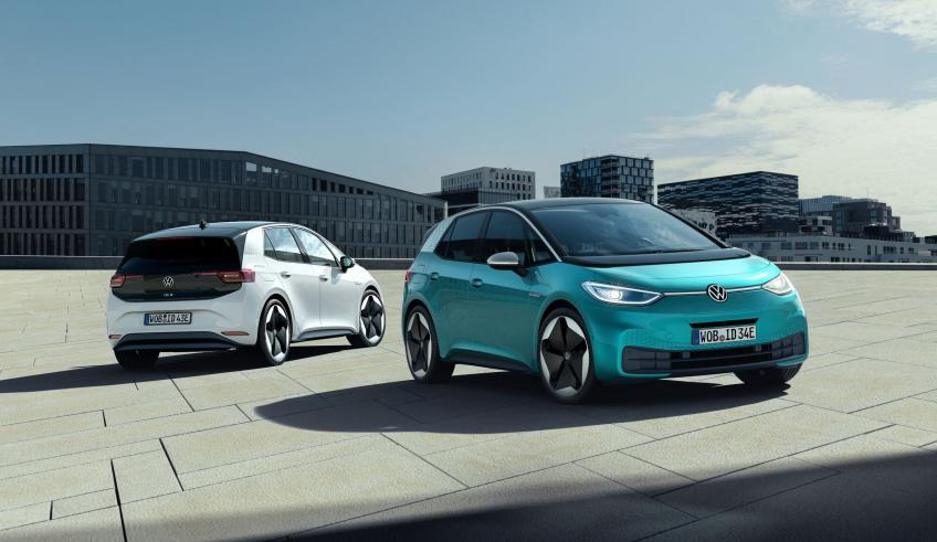 Germany plans to hike e-vehicle grants by €1,500-€2,000 as VW launches car