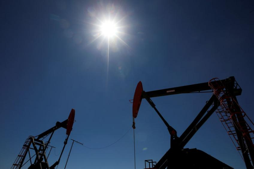 Crude oil gains on Sino-US trade deal hope, improved demand outlook