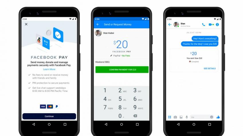 Facebook to launch cross-platform payment service with Facebook Pay