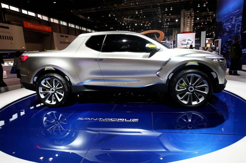 Hyundai to build Santa Cruz at Montgomery plant, add hundreds of jobs