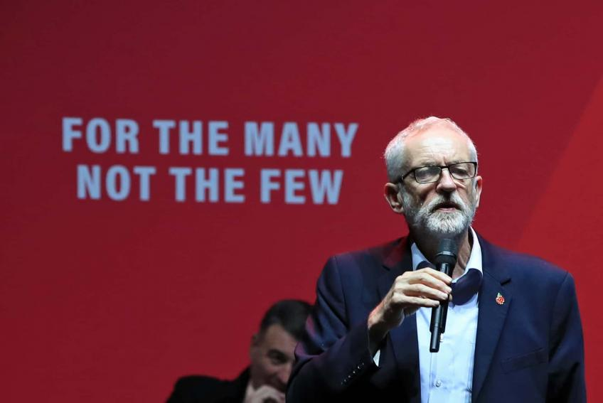 Labour's Corbyn to exclude NHS, medicines from trade deal with US