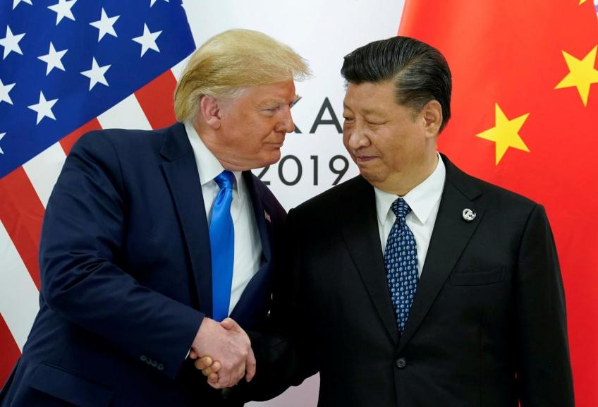 """China says will strive to reach a """"Phase One"""" trade deal with the US"""