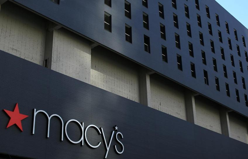 Macy's posts bigger-than-expected drop in same-store sales, cuts outlook