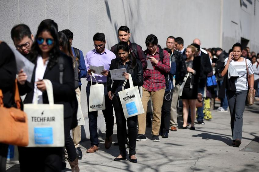 US job data, manufacturing activity point to a slowing economy