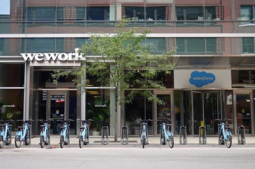WeWork to lay off 2,400 employees in SoftBank revamp