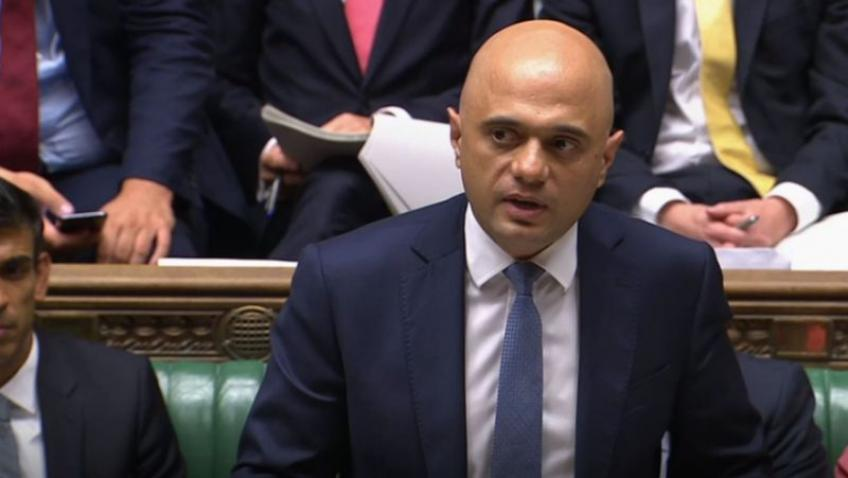Tory's Javid pledges to lower Britain's debt, more financial security