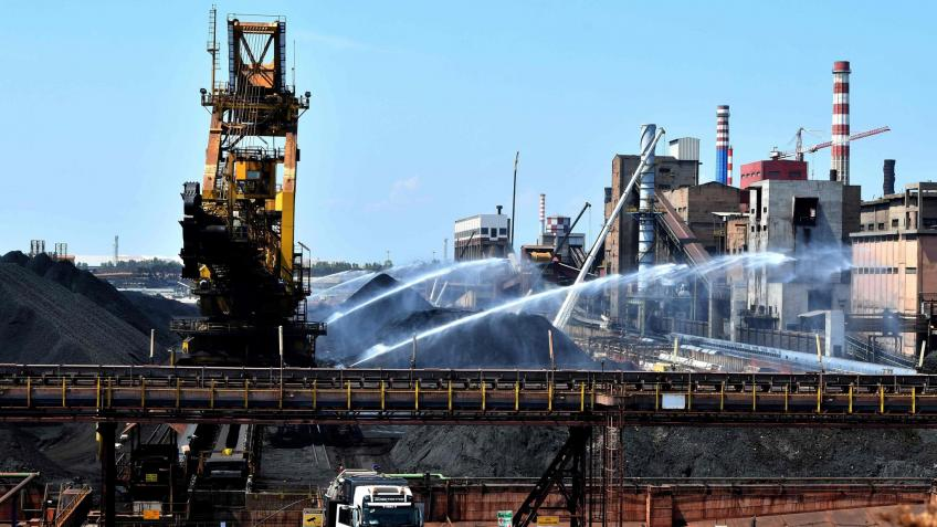 Italy to resume talks with ArcelorMittal over Ilva steel plant