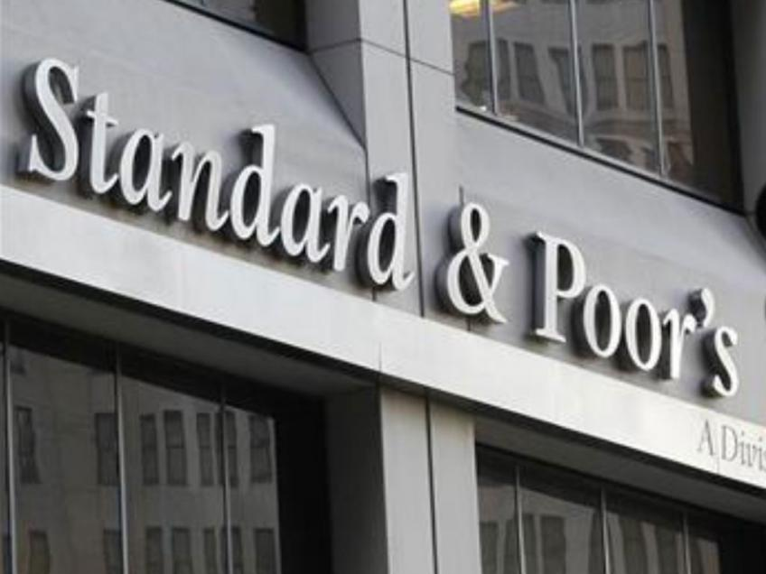 S&P downgrades South Africa's credit outlook to negative