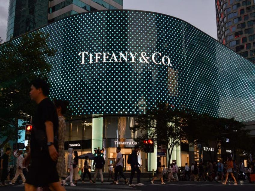Louis Vuitton owner LVMH to purchase Tiffany for $16.2 billion